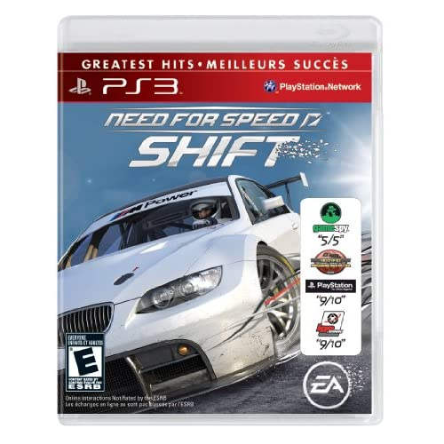 Image 0 of Need For Speed: Shift For PlayStation 3 PS3 Racing