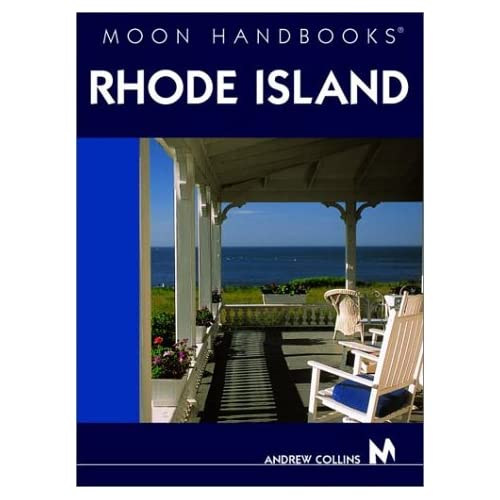 Image 0 of Moon Handbooks Rhode Island By Collins Andrew Book Paperback