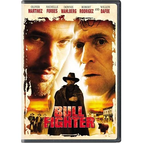 Image 0 of Bullfighter On DVD with Olivier Martinez