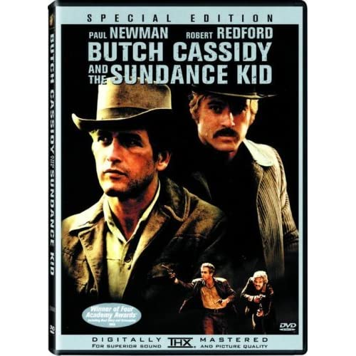 Image 0 of Butch Cassidy And The Sundance Kid Widescreen Special Edition By 20th Century Fo