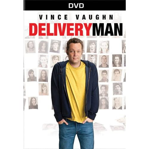 Image 0 of Delivery Man On DVD With Vince Vaughn