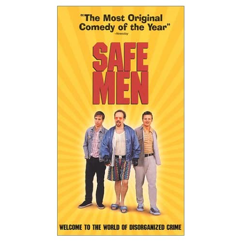 Safe Men On VHS With Peter Dinklage