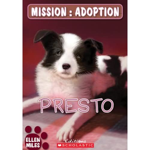 Presto Mission: Adoption French Edition By Miles Ellen Book Paperback
