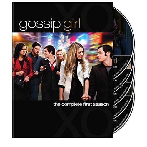 Gossip Girl: Season 1 On DVD with Blake Lively TV Shows