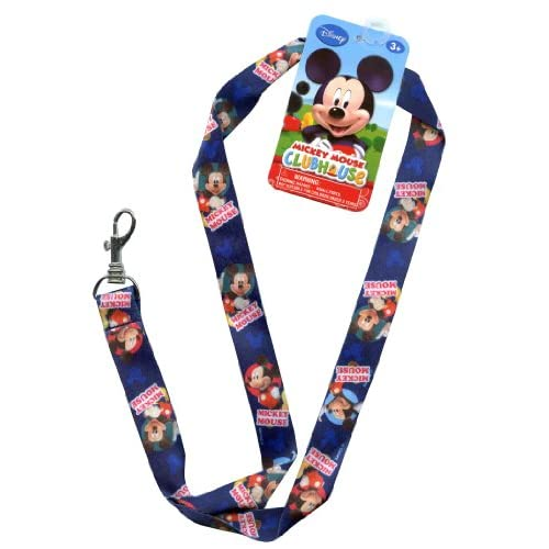 Disney Junior 18 Quot Mickey Mouse Lanyard