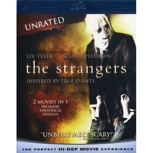 Image 0 of The Strangers Blu-Ray On Blu-Ray With Liv Tyler Horror