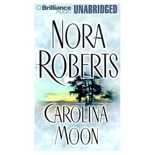 Image 0 of Carolina Moon By Nora Roberts And Dean Robertson Reader On Audio Cassette