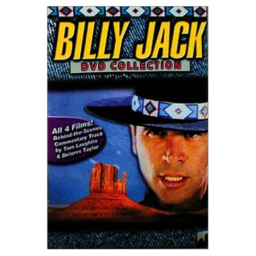 Image 0 of Billy Jack: Collection On DVD With Tom Laughlin