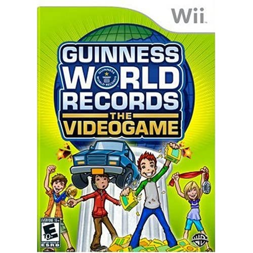 Image 0 of Guinness World Records: The Videogame For Wii  And Wii U