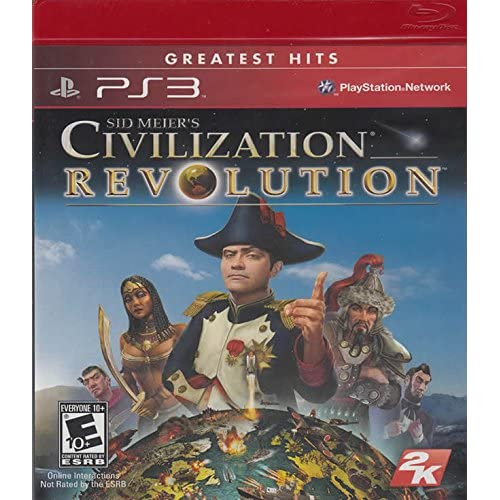 Image 0 of Sid Meier's Civilization Revolution For PlayStation 3 PS3 Strategy