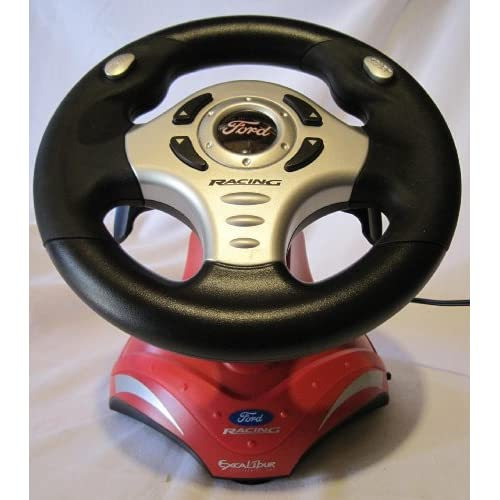 Ford Racing Steering Wheel Plug And Play Console