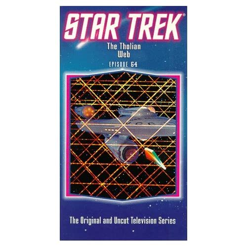 Image 0 of Star Trek The Original Series Episode 64: The Tholian Web On VHS With William Sh