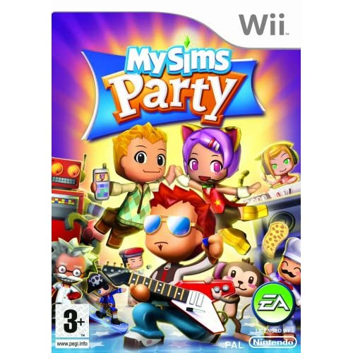 Image 0 of Mysims Party For Wii And Wii U