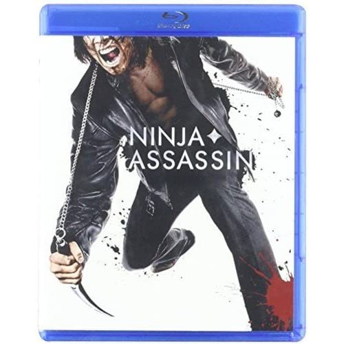 Image 0 of Ninja Assassin Blu-Ray On Blu-Ray With Rain