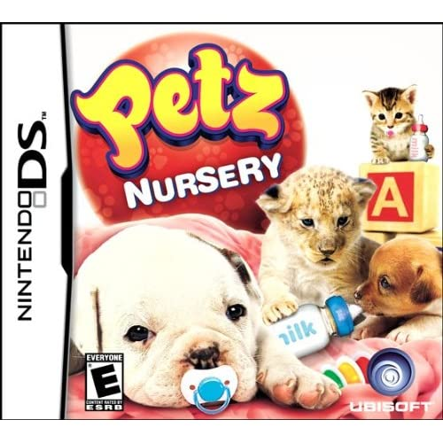 Image 0 of Petz Nursery For Nintendo DS DSi 3DS 2DS