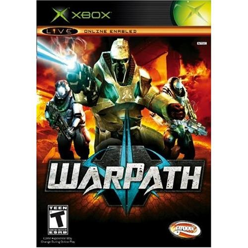 Image 0 of Warpath Xbox For Xbox Original