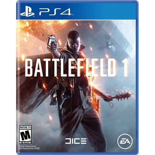 Image 0 of Battlefield 1 For PlayStation 4 PS4 Shooter