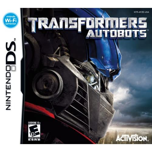 Image 0 of Transformers Autobots For Nintendo DS DSi 3DS 2DS