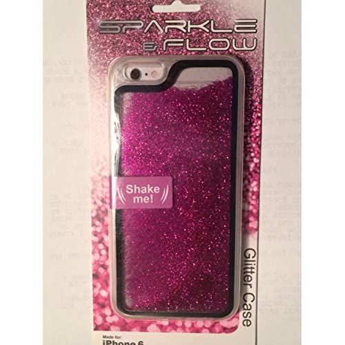 Image 0 of Sparkle And Flow iPhone 6 6S Case Pink Cover