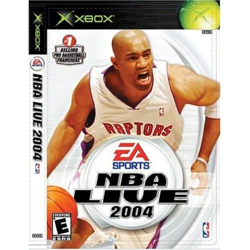 Image 0 of NBA Live 2004 For Xbox Original Basketball