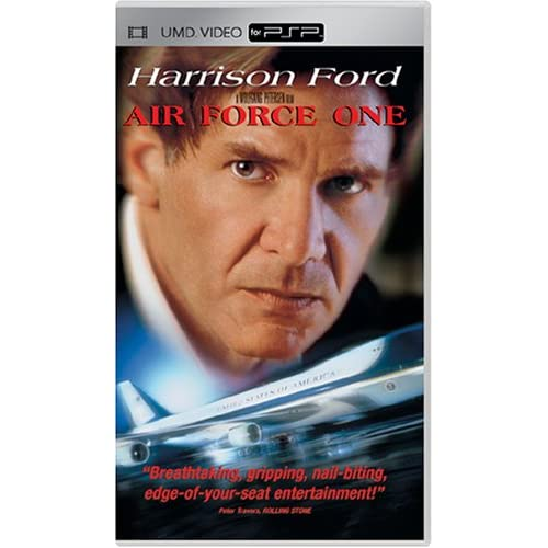 Air Force One UMD For PSP