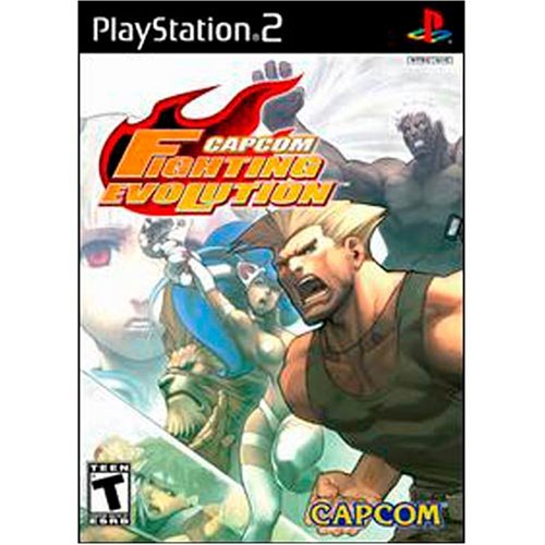 Image 0 of Capcom Fighting Evolution For PlayStation 2 PS2