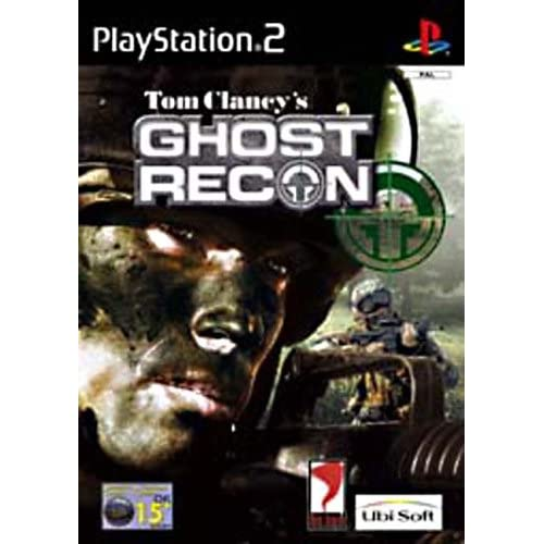 Image 0 of Tom Clancy's Ghost Recon PS2 For PlayStation 2
