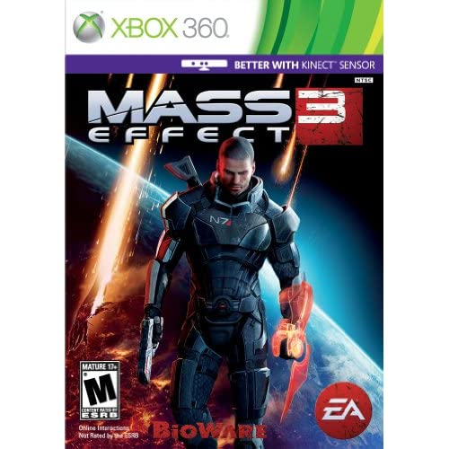 Mass Effect 3 For Xbox 360 Fighting