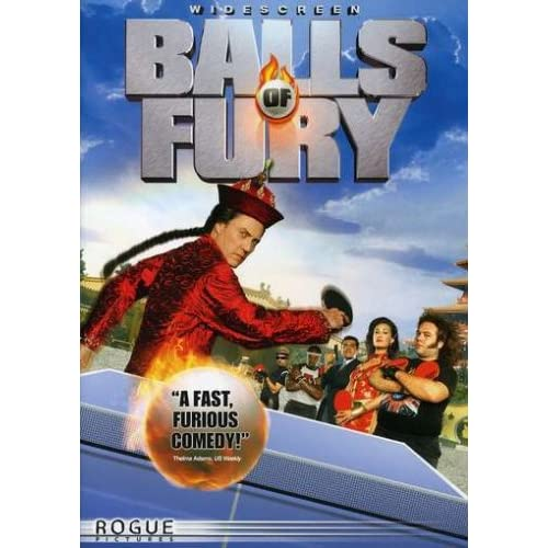 Image 0 of Balls Of Fury Widescreen Edition On DVD With Christopher Walken