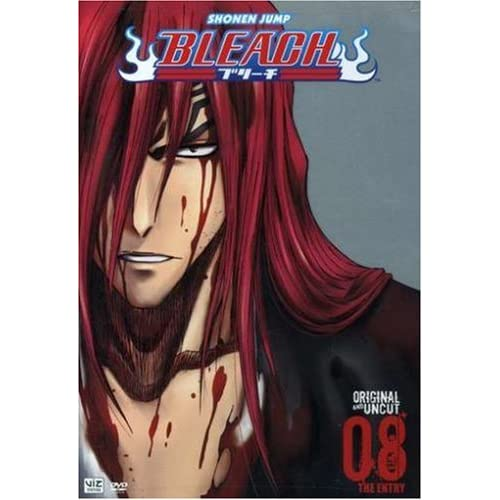 Image 0 of Bleach: Volume 8 The Entry Episodes 29-32 On DVD Anime