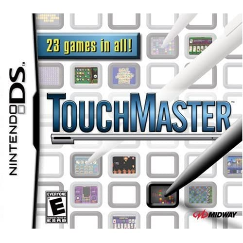 Image 0 of Touchmaster For Nintendo DS DSi 3DS Puzzle