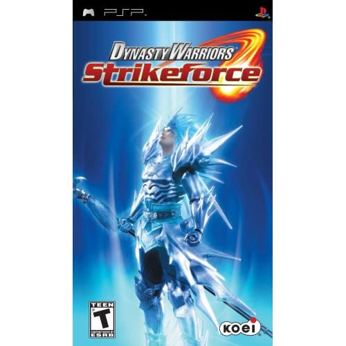 Image 0 of Dynasty Warriors: Strikeforce Sony For PSP UMD Shooter