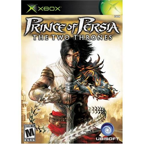 Image 0 of Prince Of Persia: The Two Thrones For Xbox Original