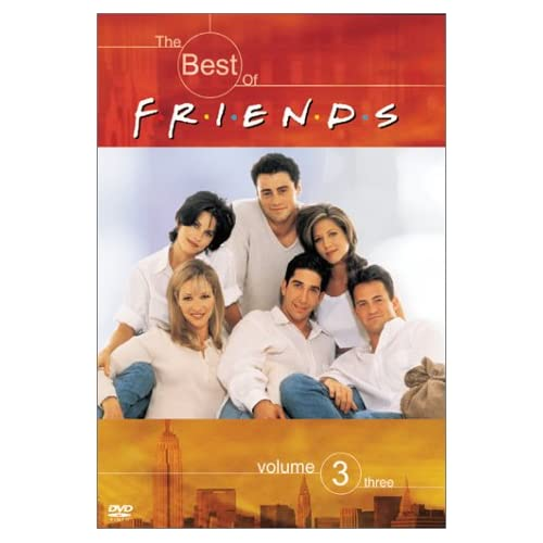 Image 0 of Best Of Friends Volume 3 On DVD with Jennifer Aniston