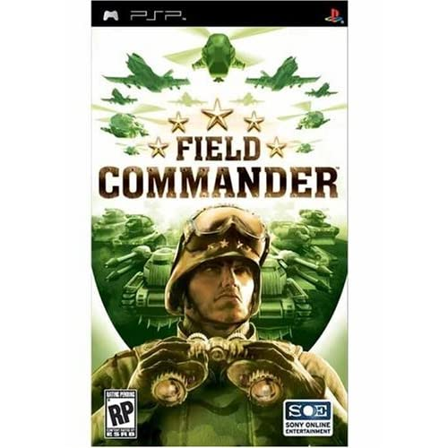 Image 0 of Field Commander Sony For PSP UMD