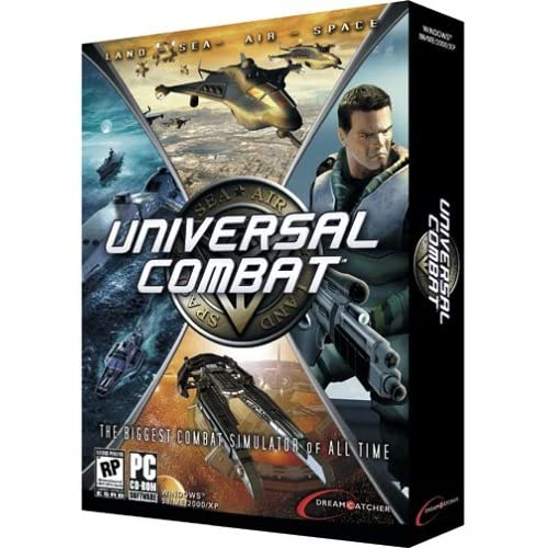 Universal Combat PC Software
