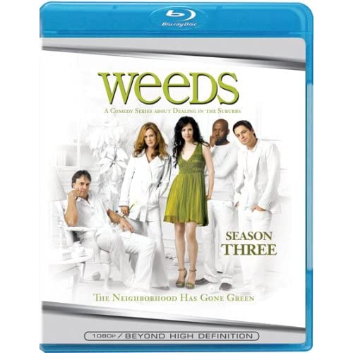 Image 0 of Weeds: Season 3 Blu-Ray On Blu-Ray With Mary-Louise Parker