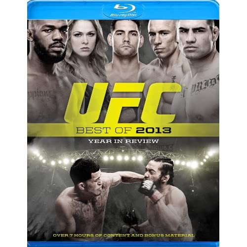 Image 0 of UFC: Best Of 2013 Blu-Ray On Blu-Ray With Carlos Condit
