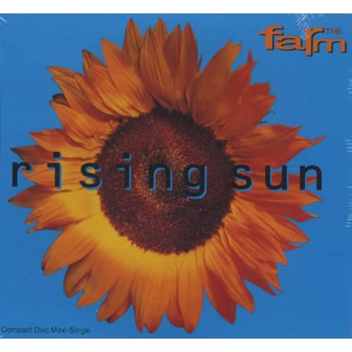 Image 0 of Rising Sun By The Farm On Audio CD Album 1992