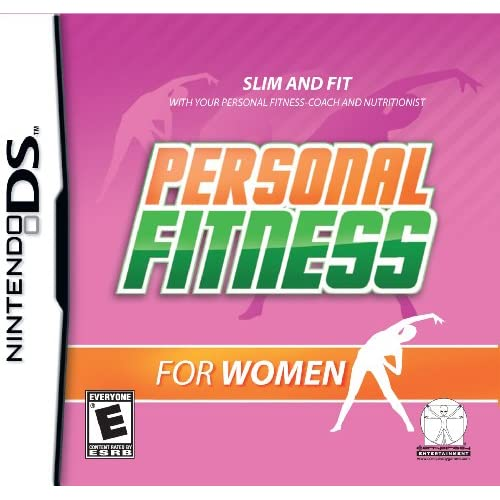 Personal Fitness Women For Nintendo DS DSi 3DS 2DS