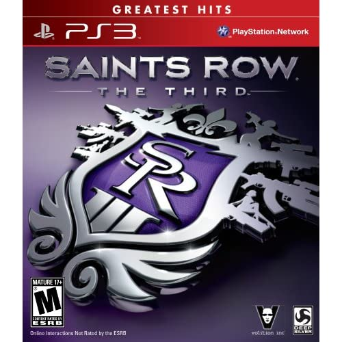 Image 0 of Saint's Row: The Third For PlayStation 3 PS3