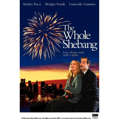 Image 0 of The Whole Shebang On DVD With Stanley Tucci Comedy