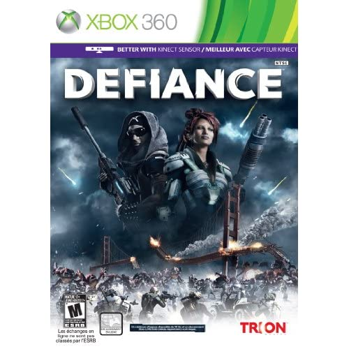 Image 0 of Defiance For Xbox 360 Shooter