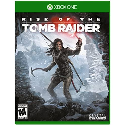 Image 0 of Rise Of The Tomb Raider Xbox One