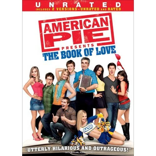 Image 0 of American Pie Presents: The Book Of Love On DVD with Eugene Levy Comedy