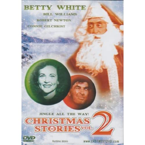 Image 0 of Christmas Stories Vol 2 Slim Case On DVD With Betty White