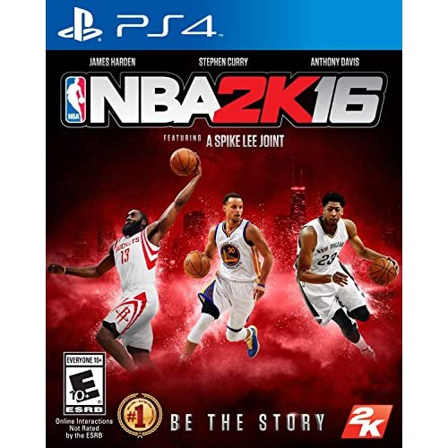 Image 0 of NBA 2K16 For PlayStation 4 PS4 Basketball