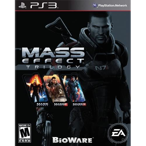 Image 0 of Mass Effect Trilogy PS3 For PlayStation 3