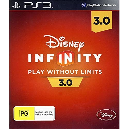 Disney Infinity 3.0 Standalone Game Disc PlayStation 3 For PlayStation 3 PS3
