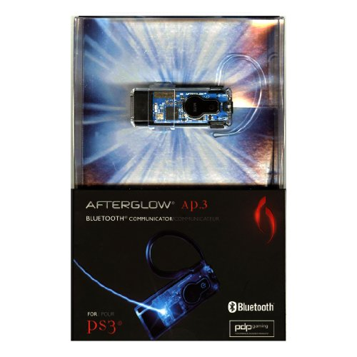 Image 0 of Afterglow Bluetooth Headset For PlayStation 3 PS3 Microphone Mic Wireless